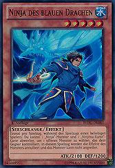 Ninja des blauen Drachen