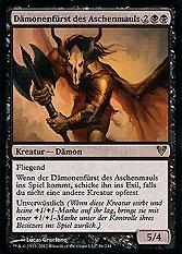 Dämonenfürst des Aschenmauls