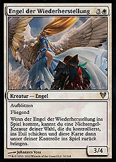 Engel der Wiederherstellung