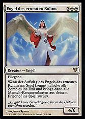 Engel des erneuten Ruhms