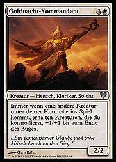 Goldnacht-Kommandant