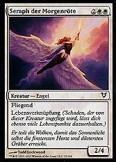 Seraph der Morgenröte