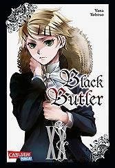 Black Butler Band 20