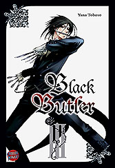 Black Butler Band 3