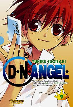 Band 9 D.N.Angel Band 9 German | Unlimited
