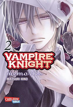 Band 2 Vampire Knight - Memories Band 2 German | Unlimited