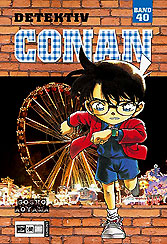Detektiv Conan Band 40