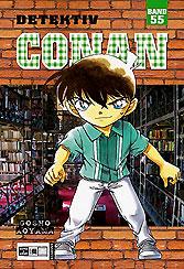 Detektiv Conan Band 55