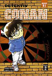 Detektiv Conan Band 81