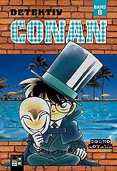 Detektiv Conan Band 8