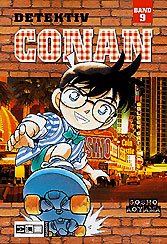 Detektiv Conan Band 9