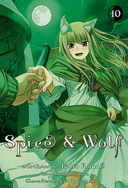 Band 10 Spice & Wolf Band 10 German | Unlimited