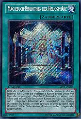 Magiebuch-Bibliothek der Heliospäre