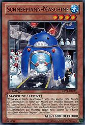 Schneemann-Maschine