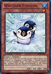Winziger Pinguin