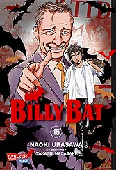 Billy Bat Band 15