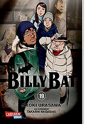 Billy Bat Band 19
