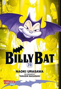 Abschlussband Billy Bat Band 20 German | Unlimited