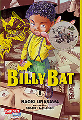 Billy Bat Band 8