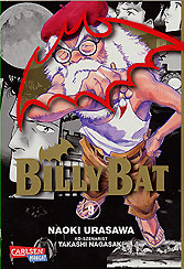 Billy Bat Band 9