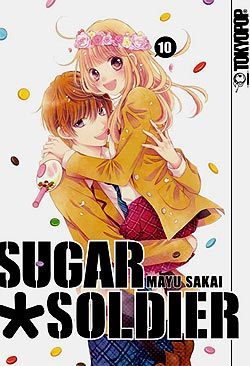 Abschlussband Sugar Soldier Band 10 German | Unlimited