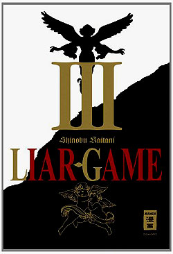 Band 3 Liar Game Band 3 German | Unlimited