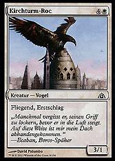 Kirchturm-Roc