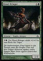 Kraul-Krieger