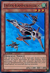 Enten-Kampfflugzeug