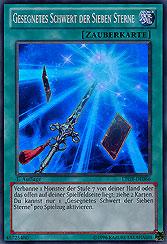 Gesegnetes Schwert der Sieben Sterne