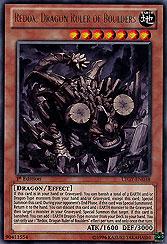 Redox, Dragon Ruler of Boulders