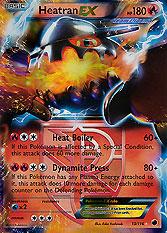 Heatran EX