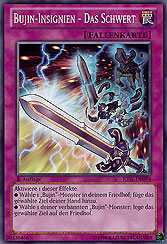 Bujin-Insignien - Das Schwert