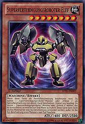 Superverteidigungsroboter Elef