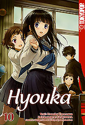Hyouka Band 10