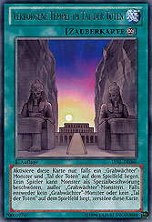 Verborgene Tempel im Tal der Toten