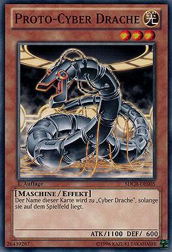 Proto-Cyber Drache