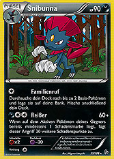 Pokemon einzelkarten boosterserien diamant perl snibunna mawo cards - Pokemon rare diamant ...
