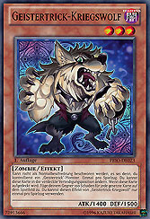 Geistertrick-Kriegswolf
