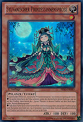 Sylvanischer Prinzessinnenspross