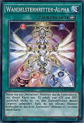 Wandelsternritter-Alpha