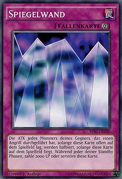 spiegelwand battle pack 3 monster league battle packs einzelkarten yu gi oh mawo cards. Black Bedroom Furniture Sets. Home Design Ideas