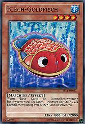 Blech-Goldfisch