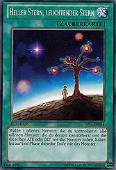 Heller Stern, leuchtender Stern