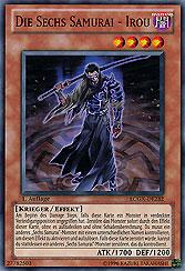 Die Sechs Samurai - Irou