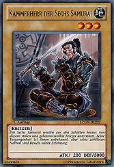 Kammerherr der Sechs Samurai