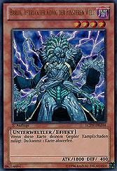 Brron, Verrückter König der Finsteren Welt