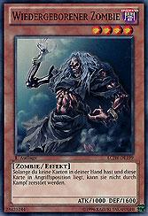 Wiedergeborener Zombie