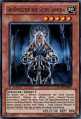 Großmeister der Sechs Samurai