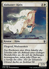 Alabaster-Kirin